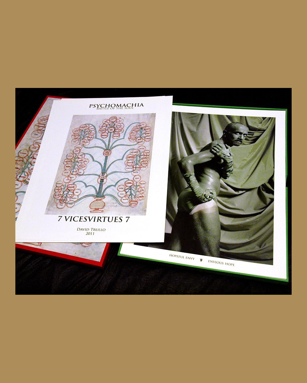 Psycomachia. Libro