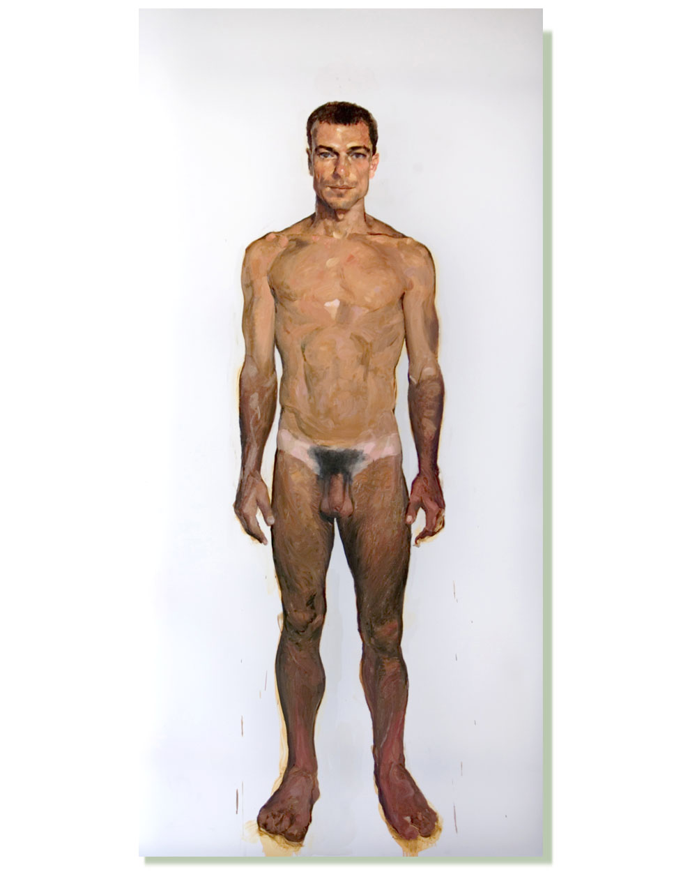 Jose, 2016 by Jorge Bayo at Gay Art Madrid