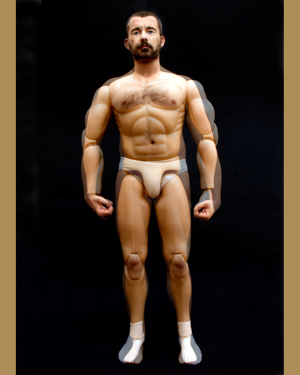 David Trullo – You think youre a man Gay Art Madrid