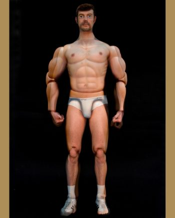 David Trullo - You think youre a man Gay Art Madrid