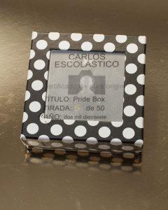 pride box blanco marron