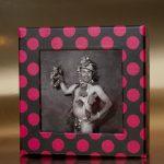 pride box rosa negro