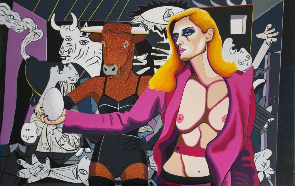 Arte Gay By Noelia Muriana @ Gayartmadrid